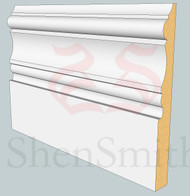 Derby MDF Architrave - 2.4m Lengths