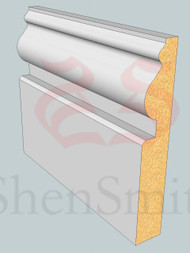 Worcester MDF Architrave - 2.4m Lengths