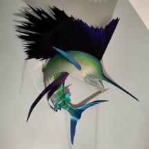 """60"""" Emerald Sailfish"""