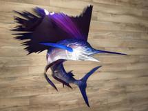 """48"""" Violet Sailfish"""
