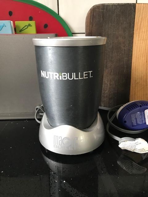 My Beloved Nutribullet