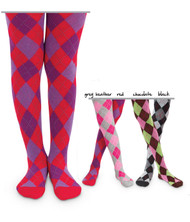 Argyle Kids Tights