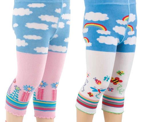 Baby Cloud Leggings in both Colours