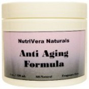 Naturally Radiant Anti Aging Formula 4 oz