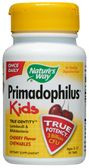 Nature's Way Primadophilus® Kids 30 Chewable Tablets Cherry Flavor