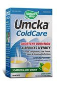 Nature's Way Umcka ColdCare - Soothing Hot Drink 10 Packets