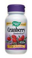 Nature's Way Cranberry 400 mg - 60 Vegetarian Capsules