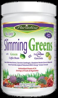Paradise Herbs Slimming Greens