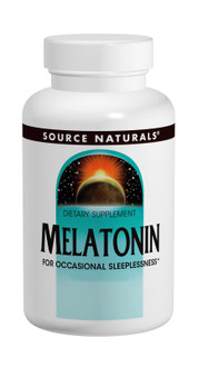 Source Naturals Melatonin Sublingual Peppemint