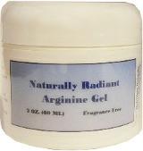 Natural Radiance Arginine Gel 2 oz (60 ml)