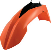 Acerbis Front Fender (Orange) 2082010237