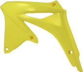 Acerbis Radiator Scoop (yellow) 2113860231