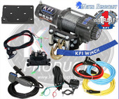 KFI 4500 Wide Winch Kit