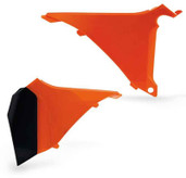 Acerbis Air Box Cover Orange Ktm 2205460237