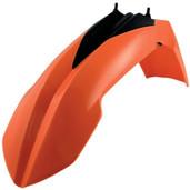 Acerbis Front Fender Orange Ktm 2314220237