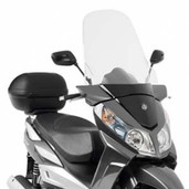 Givi Airstar Scooter D650ST Windscreen