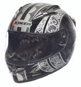 Xpeed Helmets XF706 Devil