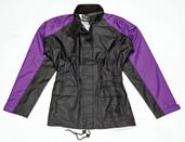 Joe Rocket Womens RS-2 Rain Suit 1-Diva
