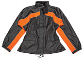 Joe Rocket RS-2 Rain Suit LG