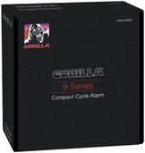 Gorilla 9000 Cycle Alarm