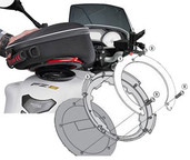 Givi - Additional Hardware - Tanklock Flange