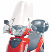 Givi - Kymco People S 50 / 125 / 200 - 137A Airstar Scooter Windscreen