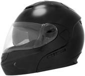 Cyber U-217 Modular Solid Helmet Lg Matte Black 640913