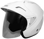 Cyber U-378 Solid Helmet XS White 640487