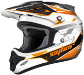 Cyber UX-25 Graphics Helmet XL Orange 640614