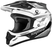 Cyber UX-25 Graphics Helmet XS White 640630