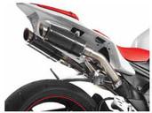 Hotbodies MGP Dual Yamaha Exhaust 80901-2400