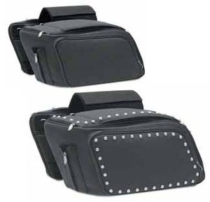 Mustang Expandable Panniers