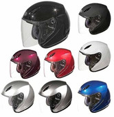 Gmax GM17 Open Face Helmet