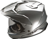 Fly Racing Trekker Dual Sport Helmet 2XL Silver TREKKER SILVER 2X