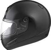 GMAX GM38S Snow Helmet Electric Shield Lg Black 238116