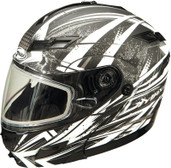 GMAX GM54S Modular Multi Color Snow Helmet Md Flat Black G2544605 F.TC-15