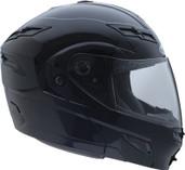 GMAX GM54S Modular Snow Helmet Electric Shield XS Black 454023