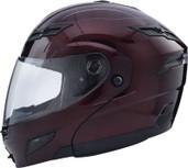 GMAX GM54S Modular Street Helmet Md Red 1540105