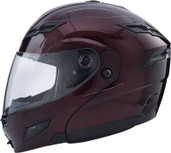 GMAX GM54S Modular Street Helmet XL Red 1540107