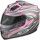 GMAX GM68S Max Snow Helmet XS Pink 668403 TC-14