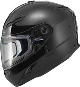 GMAX GM78S Solid Snow Helmet with Electric Shield Lg Black G4780026