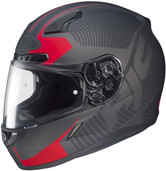 HJC CL-17 Mission Helmets SML Matte Red 832-812