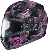 HJC CL-17 Mystic Helmets MED Pink 830-983