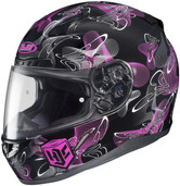 HJC CL-17 Mystic Helmets SML Pink 830-982
