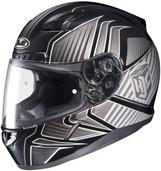 HJC CL-17 Redline Helmets LRG Black Multi 828-954