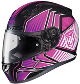 HJC CL-17 Redline Helmets SML Pink 828-982