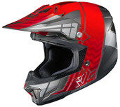 HJC CL-X7 Cross Up Helmet Lg Black/Red 748-914