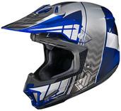HJC CL-X7 Cross Up Helmet XL Black/Blue 748-925