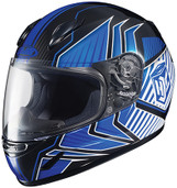 HJC CL-Y Redline Youth Helmet LRG Blue 230-924