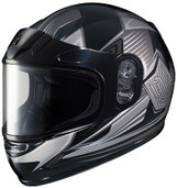 HJC CL-Y SN Striker Youth Snow Helmet Lg Grey 235-954